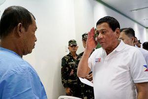 Tổng thống Philippines: Sẽ thông báo nếu mắc ung thư