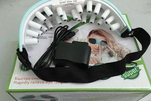 Cẩn thận hư mắt khi sử dụng mắt kính massage chữa cận thị