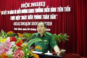 Thái Bình: Vai trò, trách nhiệm của toàn dân trong bảo vệ biên giới ngày càng được nâng cao