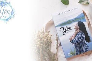 Tản văn Yên của Mc Quỳnh Hương ra mắt độc giả