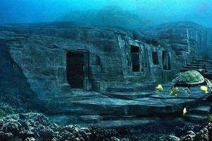Thành phố cổ bị động đất đánh chìm xuống biển 12 ngàn năm trước