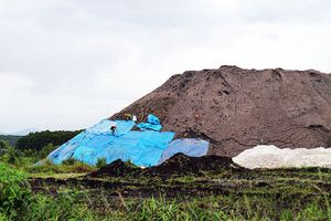 Chất thải rắn từ dự án Bauxite Tân Rai gây ô nhiễm môi trường