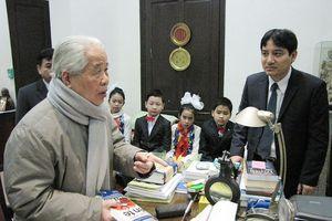 Nhớ lời căn dặn của nguyên Tổng Bí thư Đỗ Mười với thế hệ trẻ