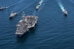 Mỹ nổi giận tung đòn quân sự cảnh cáo Trung Quốc ở Biển Đông?