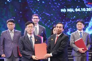 ESMO nhận chứng nhận đầu tư tại Hội nghị 30 năm FDI Việt Nam