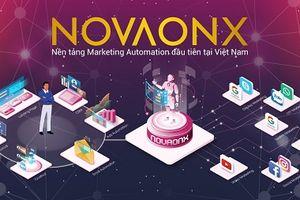 NOVAONX triển khai giải pháp Marketing Automation cho cộng đồng doanh nghiệp Việt