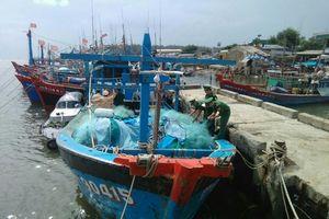 Phát hiện tàu cá bị trộm ở Đà Nẵng