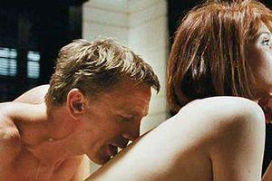 'Bond Girl nóng bỏng nhất mọi thời đại' không muốn lên giường với 007