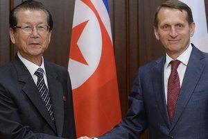 Phái đoàn quan chức cấp cao Triều Tiên tới Syria làm gì?
