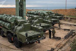 Lộ thời gian Nga chính thức chuyển giao 5 tổ hợp S-400 cho Ấn Độ