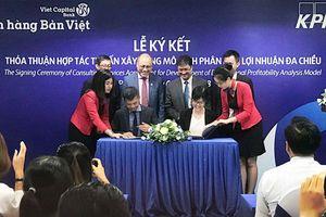 Ngân hàng Bản Việt xây dựng Mô hình phân tích lợi nhuận đa chiều