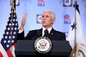 Phó Tổng thống Pence: Mỹ không để Trung Quốc đe dọa trên Biển Đông