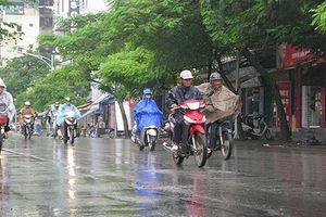 Thời tiết 5/10: Miền Trung có mưa rào và dông