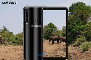 Samsung Galaxy A9s lộ ảnh render và cấu hình chi tiết với 4 camera sau