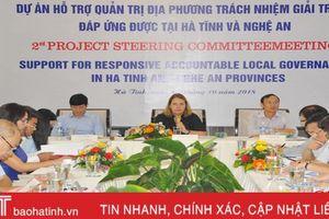 RALG mang lại những tác động tích cực đối với Hà Tĩnh, Nghệ An