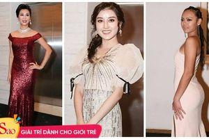 Đám cưới Lan Khuê nhưng đây mới là những khách mời lọt vào tâm điểm chú ý vì trang phục, make up 'sai quá sai'