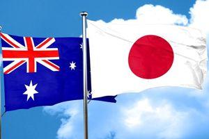 Nhật Bản, Australia sắp tổ chức cuộc hội đàm 2+2 vào 10/10