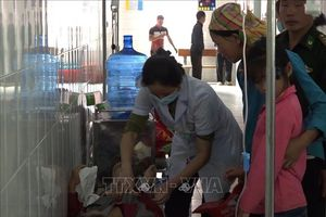 Có thể 170 học sinh Hà Giang nhập viện do thịt lợn ôi thiu
