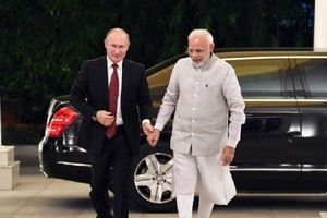 Vừa xong S-300 ở Syria, Mỹ lại nín thở chờ Nga đưa 'rồng lửa' S-400 tới Ấn Độ