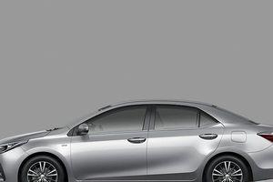 Điểm mới trên Toyota Corolla Altis 2018 giá từ 697 triệu đồng