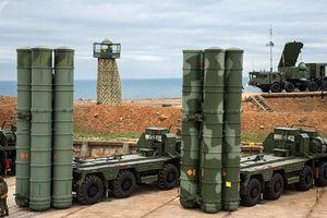 Ấn Độ chính thức chi 5,4 tỷ USD mua tên lửa S-400 của Nga