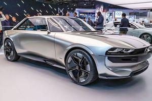 'Lác mắt' với 5 ý tưởng thiết kế xe hơi đẹp nhất tại Paris Motor Show 2018