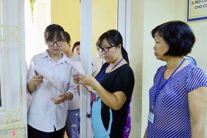Tuyển sinh lớp 10 năm 2019: Học sinh Hà Nội thi 4 môn