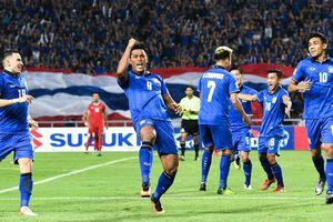 Thái Lan nhận đặc quyền 'trời cho' tại AFF Cup 2018