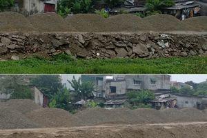 Nghệ An: Đường làm bằng rác thải xây dựng đã được 'thẩm mỹ viện'