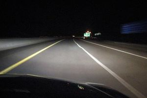 Thiếu đèn đường, nhiều tuyến tránh Quốc lộ 1A thành 'điểm đen' giao thông