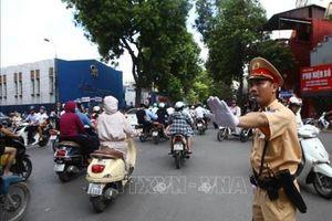 Hà Nội phân luồng giao thông phục vụ Lễ Quốc tang Tổng Bí thư Đỗ Mười