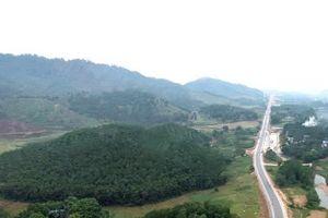 Sắp khánh thành Dự án đường bộ Hà Nội-Hòa Bình