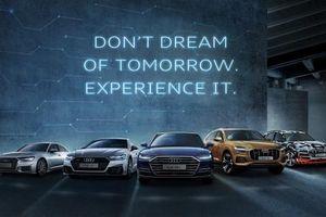 Tuần tới, Audi sẽ ra mắt những mẫu concept thể thao và xe điện tương lai