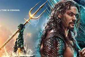 Phim 'Aquaman' tung trailer hơn 5 phút, bao nhiêu cảnh quan trọng và kịch tính đều nằm ở đây?