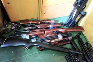 Thông tin mới về vụ cán bộ công an ở Đắk Lắk trộm súng quân dụng bán