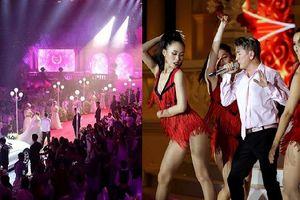 'Đám cưới bạc tỷ' ở Đà Nẵng: Chú rể lái siêu xe vào sân khấu, Mr Đàm làm MC hát nhiệt tình