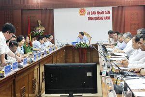 Quảng Nam: Chủ đập thủy điện phải lắp đặt hệ thống loa cảnh báo lũ từ xa