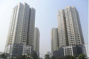 Sau 7 năm, dân cụm chung cư N05 dự án Đông Nam đường Trần Duy Hưng vừa nhận 80 tỷ đồng quỹ bảo trì