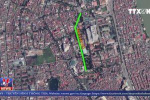 Hà Nội phân luồng giao thông phục vụ Lễ Quốc tang nguyên TBT Đỗ Mười