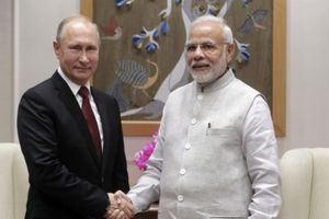 Không 'ngán' Mỹ, Ấn Độ chính thức ký hợp đồng mua 'rồng lửa' S-400 của Nga