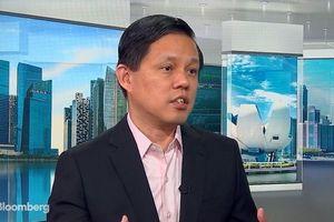 Singapore cảnh báo rủi ro lớn nếu tiếp tục cuộc chiến thương mại