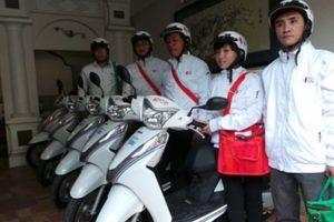 TPHCM: Bác sĩ sẽ đi cấp cứu bệnh nhân bằng…xe máy