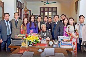Nguyên Tổng Bí thư Đỗ Mười với ngành Dự trữ Nhà nước