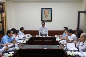 Giám sát chuyên đề tại Đảng ủy cơ quan Ban Tuyên giáo TW