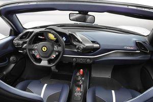 Ferrari 488 Pista Spider 710 mã lực, lên 100km/h trong 2,85 giây