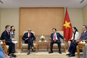 Khuyến khích doanh nghiệp Việt-Pháp đẩy mạnh hợp tác