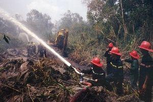 Cảnh sát Phòng cháy chữa cháy - 57 năm vì bình yên cuộc sống