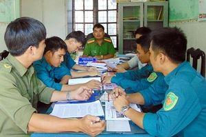 Công an chính quy khẳng định vai trò trong đảm bảo an ninh trật tự ở cơ sở