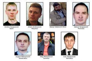 Mỹ truy tố 7 quan chức tình báo Nga, cáo buộc ăn cắp dữ liệu