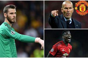 HLV Zidane trên đường đến MU: 'Vua Midas' muốn mua ai và giữ ai?